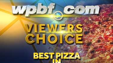 378 Viewers Choice Best Pizza Graphic