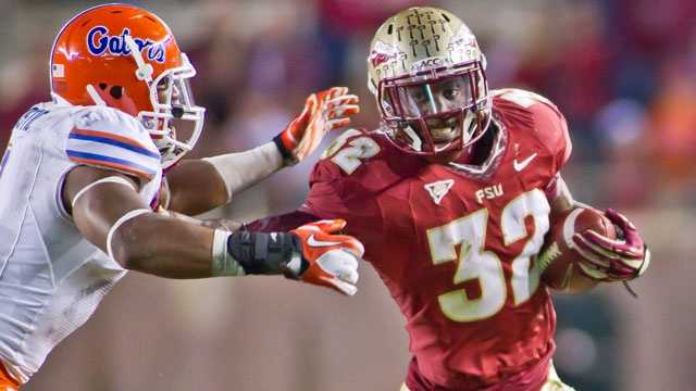 The Seminoles had five turnovers in a 37-26 loss to the Gators at home last season. FSU won the previous two meetings, including a 21-7 victory at Florida in 2011.