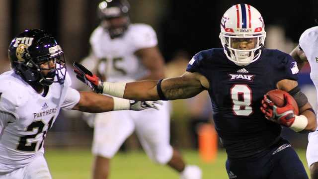 """FAU has dominated in the """"Shula Bowl,"""" posting an 8-3 record against the regional rival, but FIU has won two in a row, including a 34-24 victory at FAU Stadium last year. Both teams move from the Sun Belt Conference to Conference USA this season."""