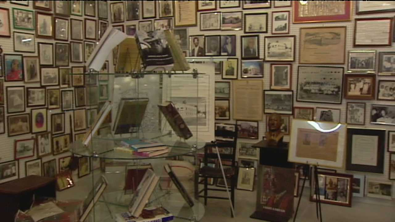 The Pleasant City Heritage Gallery could be lost because of a lack of support.