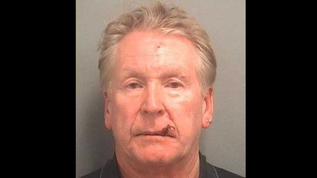 Former South Palm Beach Mayor Martin Millar was arrested on a DUI charge.