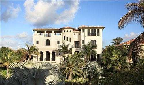 The property is just one of four estates on Highland Beach.