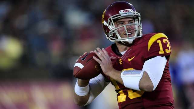 Despite a senior slump for four-year starter Matt Barkley last season, the former USC quarterback still holds 20 school career, season and single-game records. Redshirt sophomore Max Wittek started the final two games of 2012 after Barkley was injured and is expected to take the reigns permanently this season.