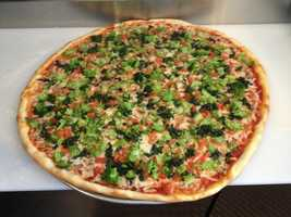 19. Downtown Pizza in Lake Worth