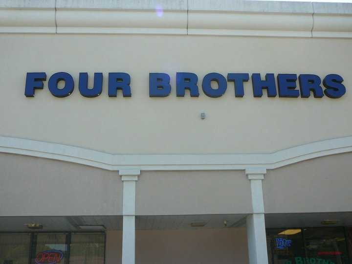 5. Four Brothers Pizza in Lake Worth