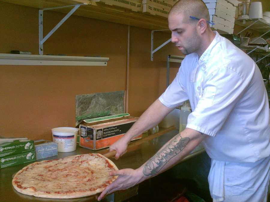 15. A Bronx Tale Pizzeria and Italian Cuisine in Lantana