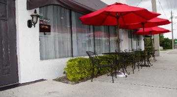9. Ambrosia Restaurant in downtown West Palm Beach