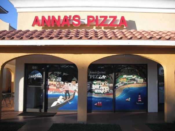 12. Anna's Pizza in Stuart