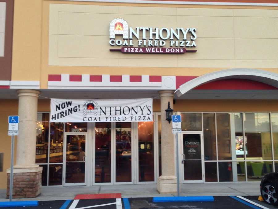 7. Anthony's Coal Fired Pizza (multiple locations)