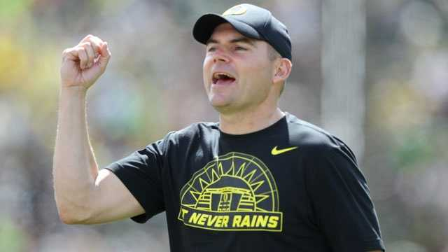 Former Oregon offensive coordinator Mark Helfrich follows in the footsteps of Chip Kelly, who himself ascended to head coach of the Ducks after a successful stint directing the offense under Mike Bellotti. Will Helfrich find the same success as his predecessors? Only time will tell.