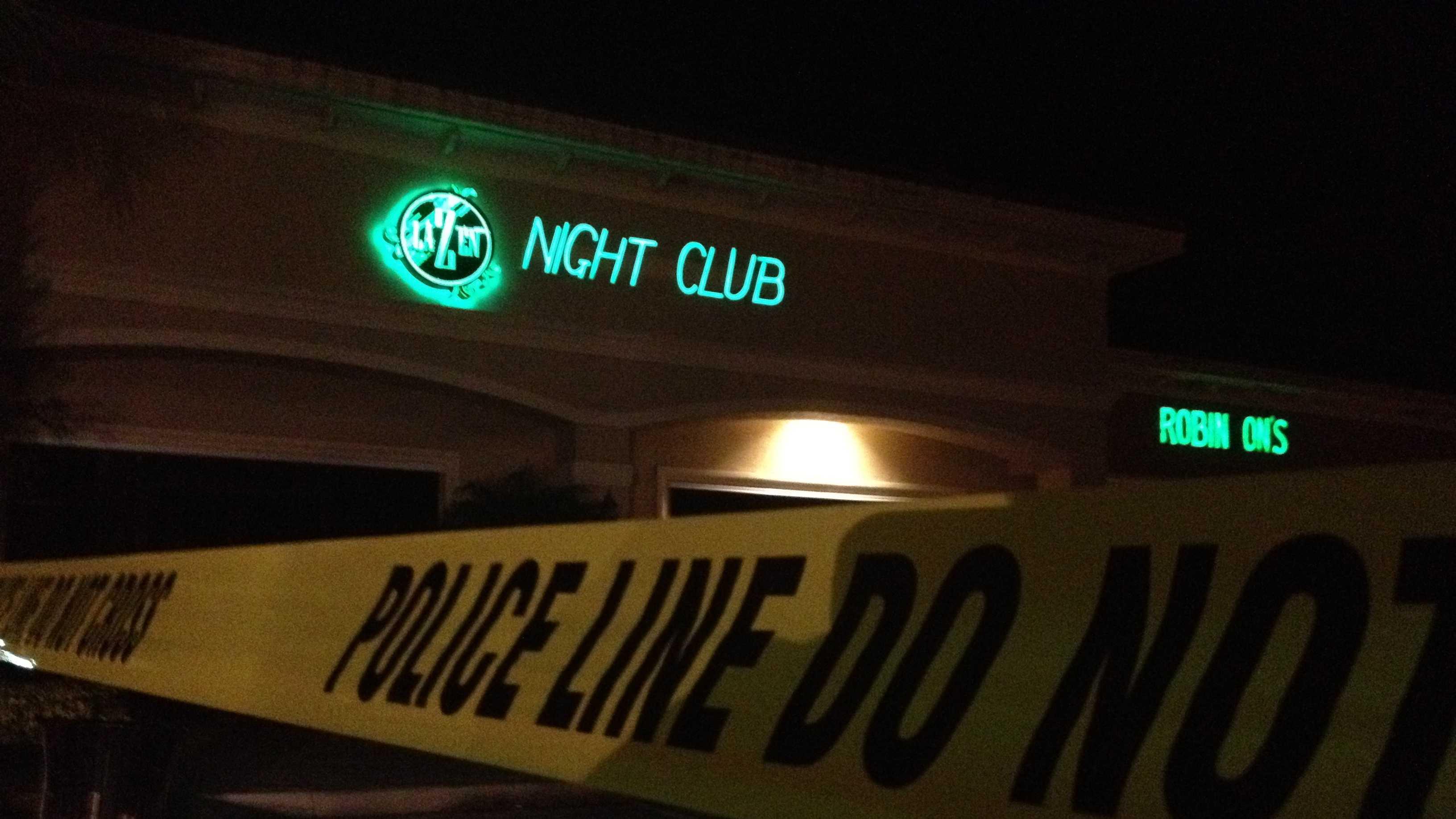 A man was fatally shot outside La Zen Night Club in Port St. Lucie.