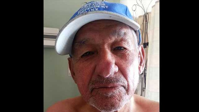 Celso Heredia disappeared from a New York hospital last week, but he was found safe at home in Fort Pierce.