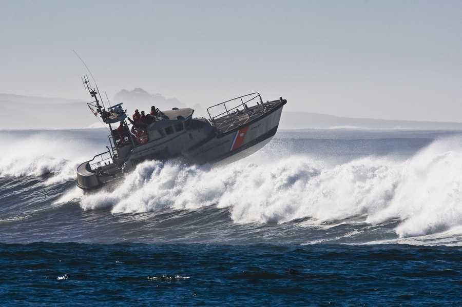 August 4: U.S. National Coast Guard Day