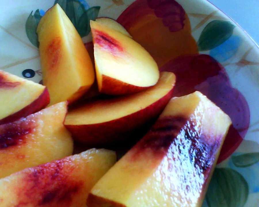 August 23: Eat a Peach Day