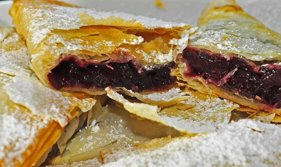 August 28: National Cherry Turnover Day