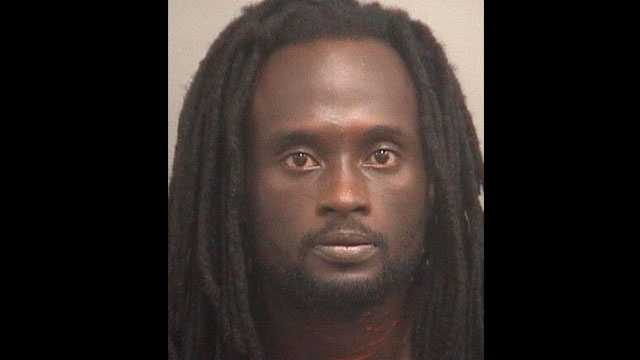 Hermane Thomany is accused of fatally shooting girlfriend Anisha Williams after an argument.