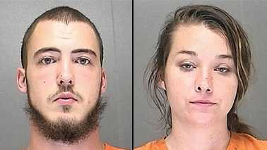 Vincent Ewell and Lindsay Longbottom are accused of breaking into a school to have sex.