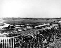 1926: Fulford Speedway was damaged in a hurricane that hit Miami.  It was never rebuilt.