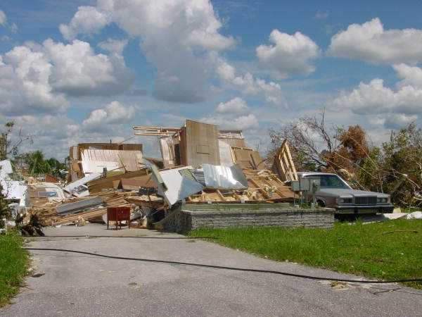 2004: Hurricane Charley was a category 4 store that caused $15,113,000,000 in damage. Homes were destroyed in Punta Gorda, and the name was retired.