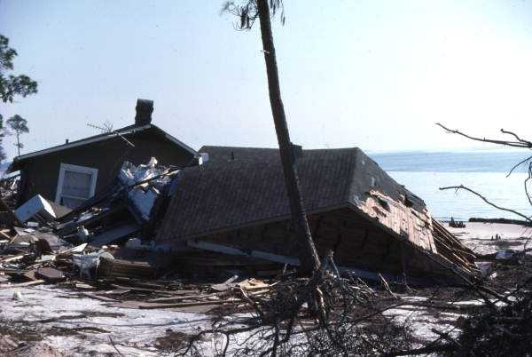 1985: Hurricane Elena washed ashore as a category 3 and caused $1,250,000,000 in damage.