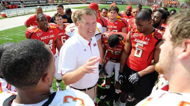 Randy Edsall was plagued by injuries in his second season at Maryland. The Terrapins were still good enough to double their win total from 2011, but if there isn't significant improvement this season, Edsall might not be around when Maryland joins the Big Ten Conference in 2014.