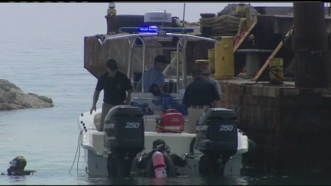 A worker drowns in a construction accident on the water in Fort Pierce.
