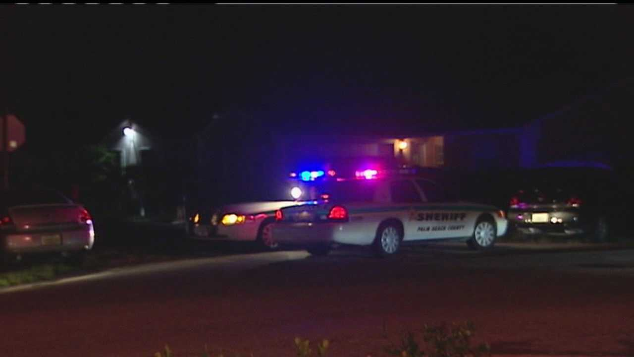 A man was taken to Delray Medical Center in critical condition after a shooting in Lake Worth.