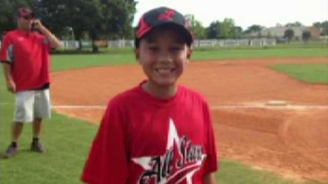 Zachary Reyna is battling a potentially life-threatening disease at a Miami hospital.