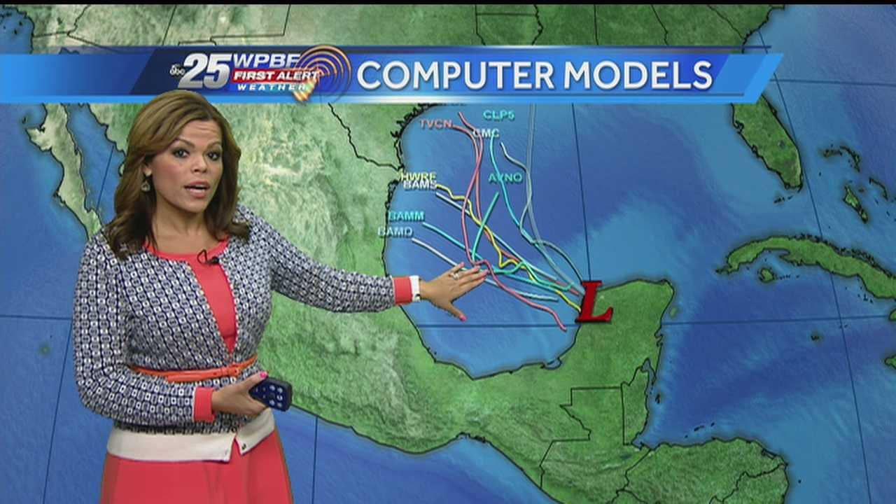 First Alert Forecast: Tropics, hot Friday