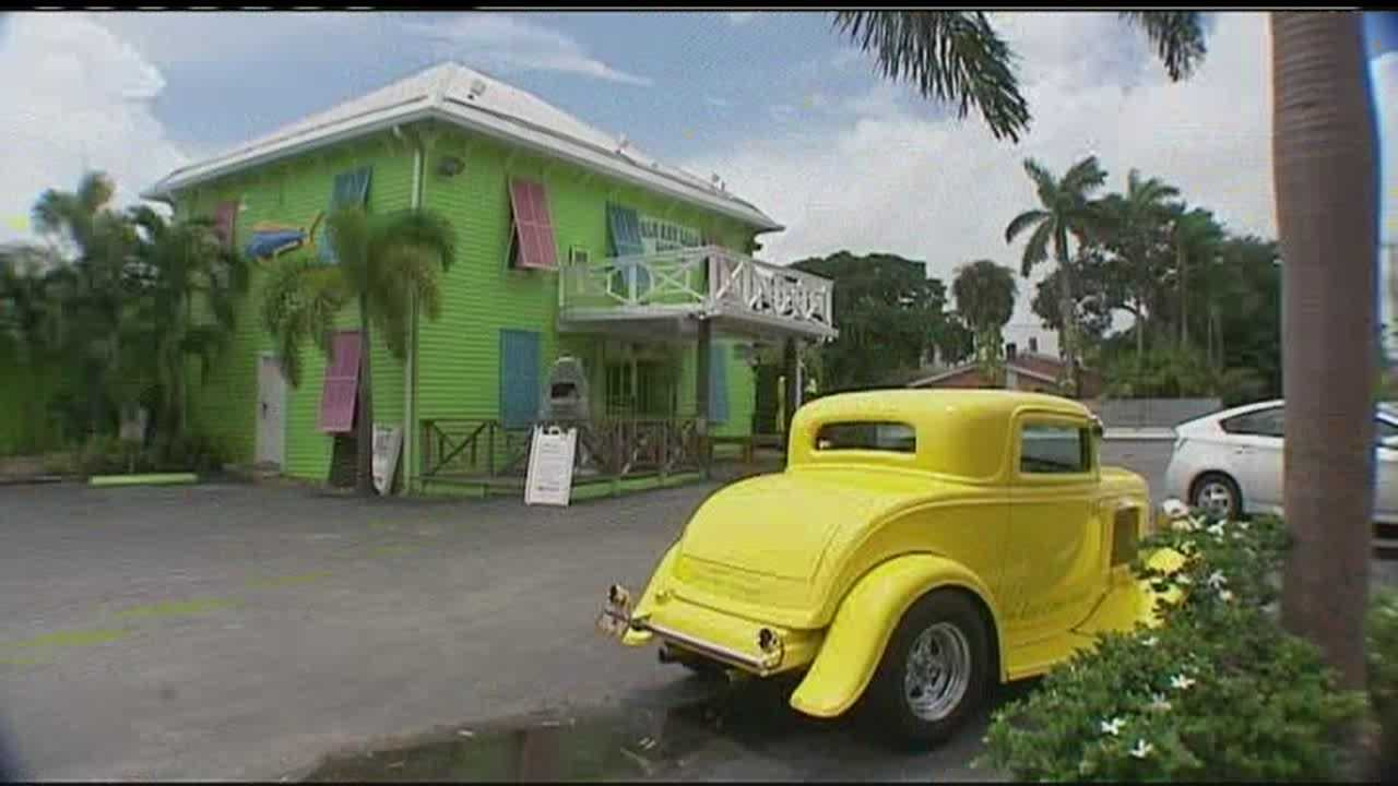 Old Key Lime House