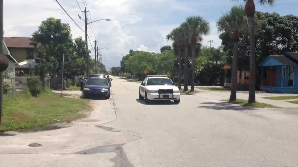 A man was shot early Friday morning in Stuart.
