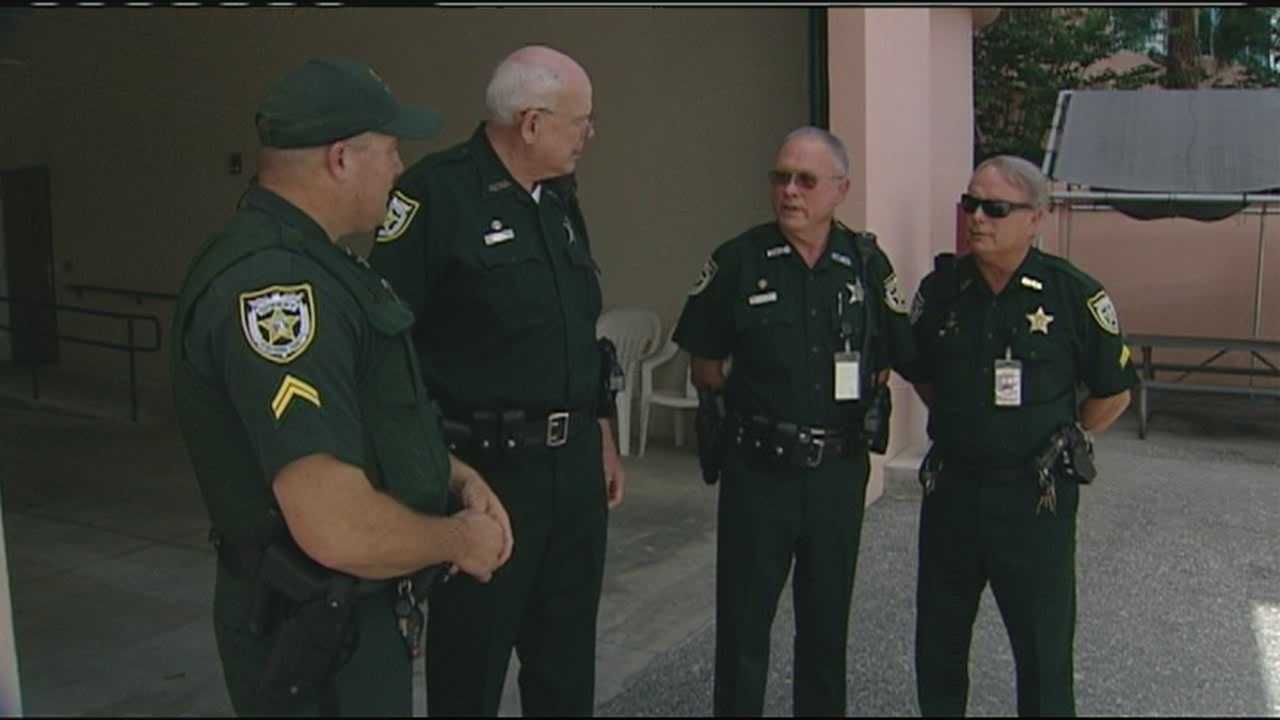 Some veteran deputies decide to cut ties with the Okeechobee County Sheriff's Office early to save the jobs of their colleagues.