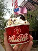 6. Cold Stone, multiple locations