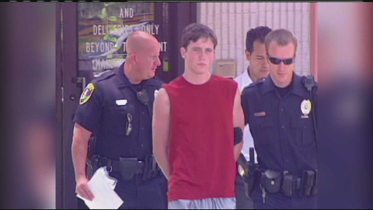 Patrick Melehan, pictured here after his 2007 arrest, was acquitted in the death of Carlos Lopez.