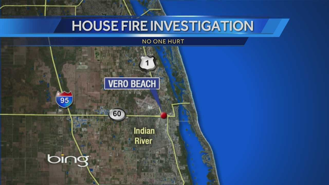 House Fire Investigation Map