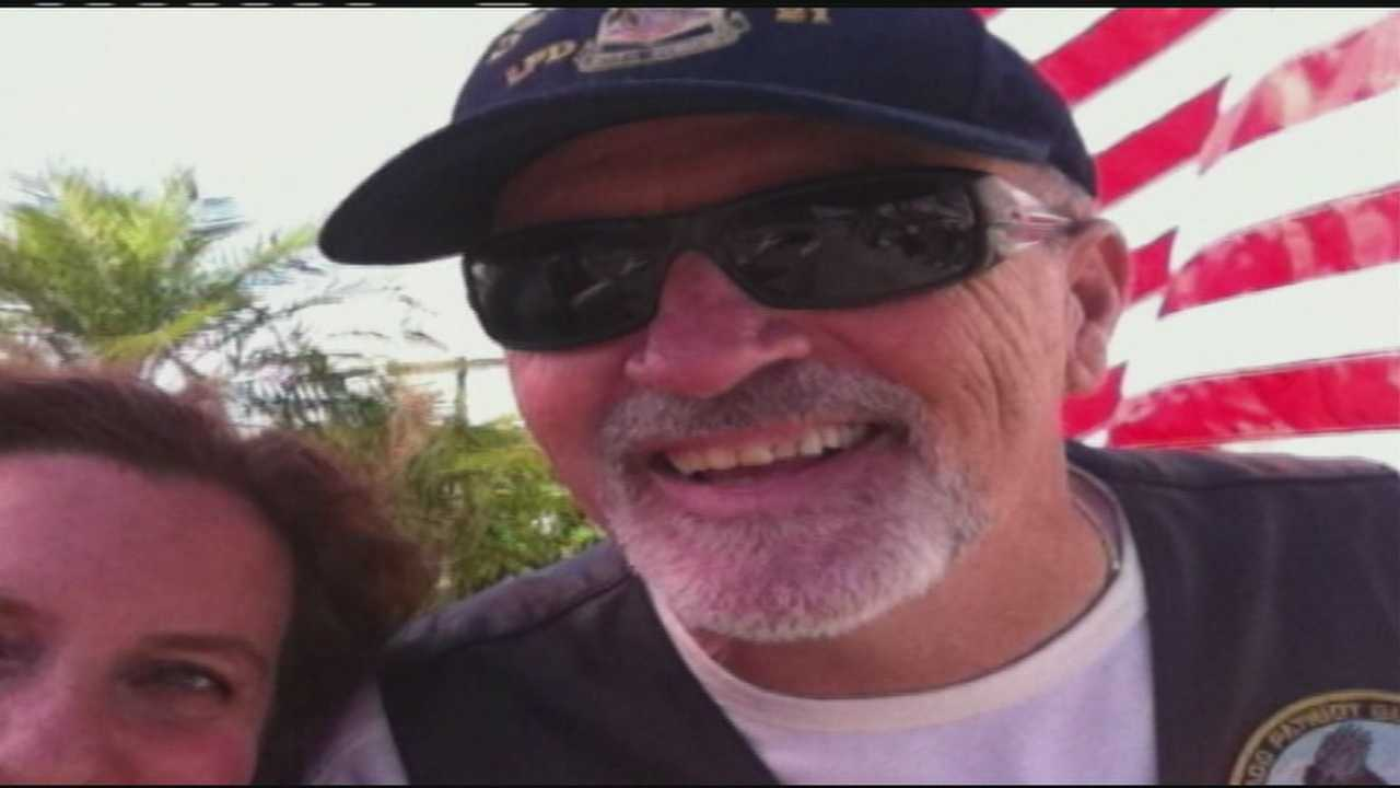 Jack Regan was killed in a motorcycle crash on Interstate 95.