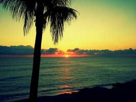 3. Jupiter Beach