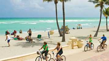 13. Hollywood Beach