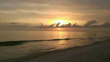 20. Anna Maria Beach