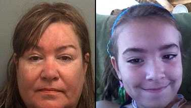 Pam Brooks is accused of killing her 10-year-old daughter, Alex Brooks, before taking her own life.