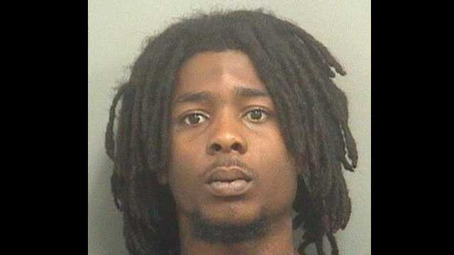 Michael Ballard is accused of raping a woman in Riviera Beach.