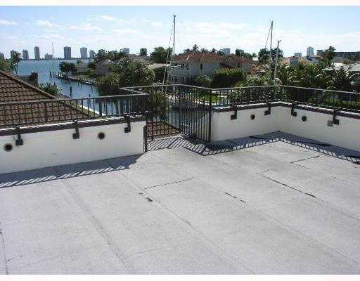 Last but not least, a rooftop desk to overlook the ocean. For more information on this home, visit Realtor.com.