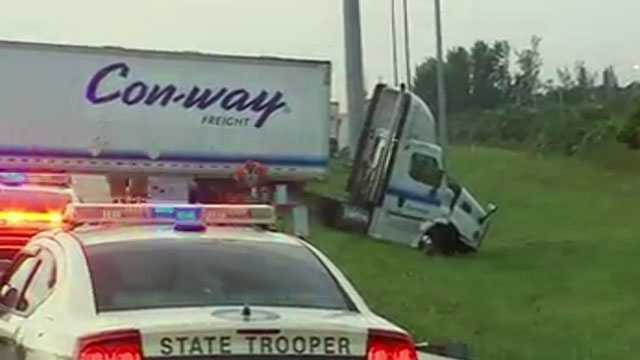 Turnpike Crash