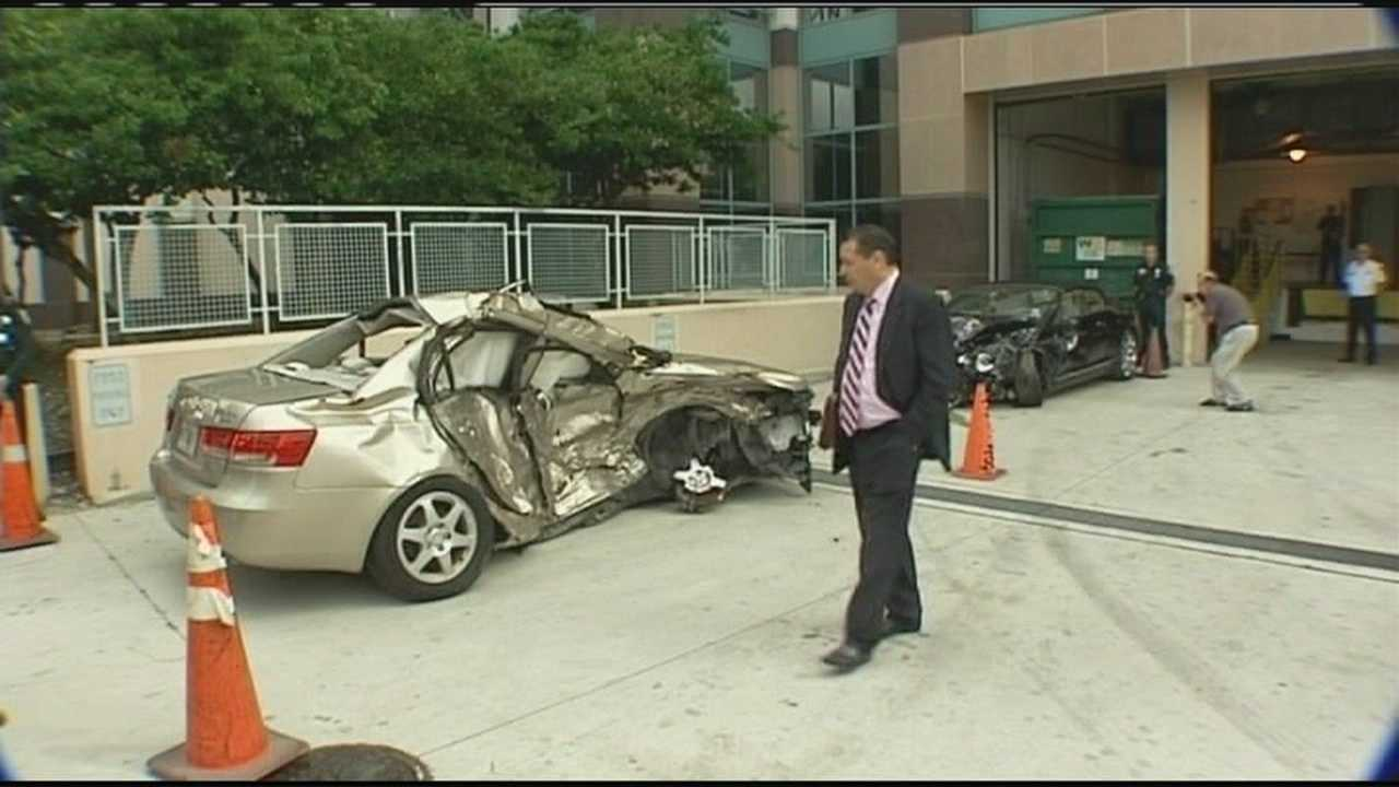 Vehicles in John Goodman crash no longer in evidence