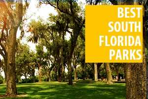 We asked and you answered. Here they are, the top 20 parks in South Florida, as voted on by our Facebook fans.