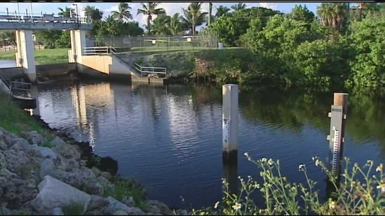 Just a day after a 23-year-old man drowned while wake-boarding in a Palm Beach Gardens spillway, fire and rescue officials are talking about the dangers of such acts.