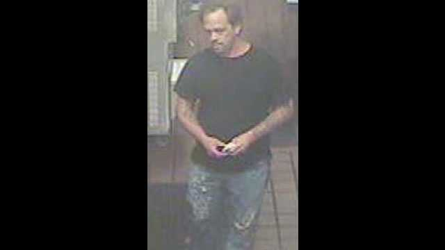 Police say this man burglarized the Cold Stone Creamery in Boynton Beach.
