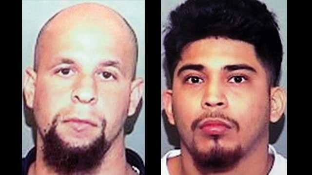 Daniel Troya and Ricard Sanchez Jr. were sentenced to death for the fatal shootings of a family of four on the side of Florida's Turnpike in 2006.