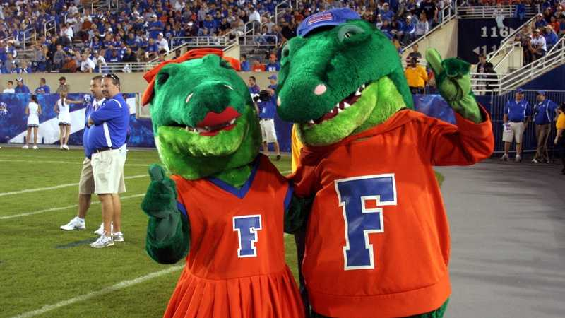 Gators Mascots From OGS
