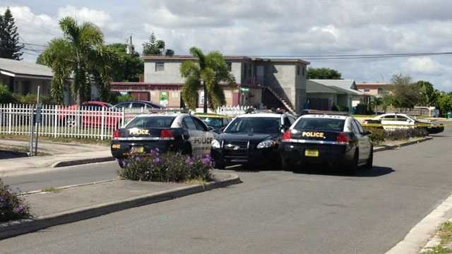 Police in Boynton Beach are investigating an early morning shooting that sent a man to Delray Medical Center.